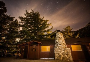 This photo was taken at one of our retreats at Mt Baldy Zen Center.